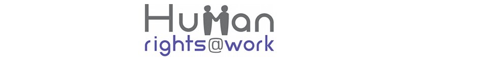 Logo Human Rights@Work