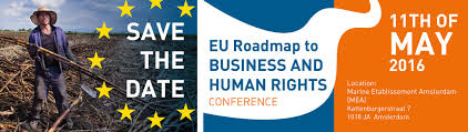 EU Roadmap on Business and Human Rights